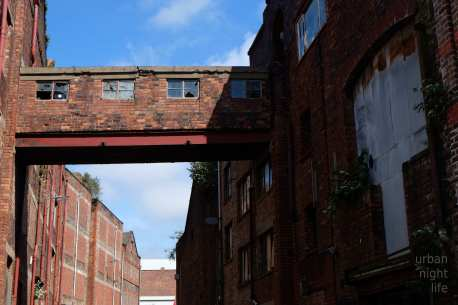 liverpool | old factories.