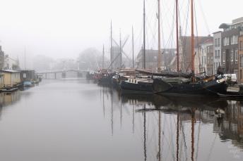fog is eating up the city. om-nom-nom.