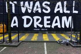 still dreaming.